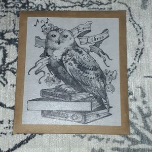 Harry Potter Book Plates